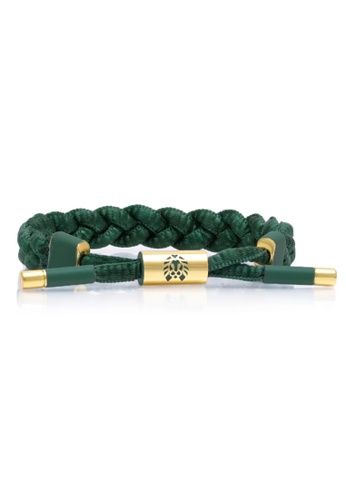 Rastaclat green Ernite Women's Braided Bracelet CDD0FACA285A98GS_1