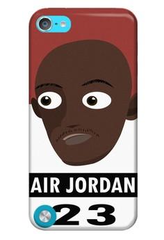 Air Jordan Hard Case for iPod Touch 5th Gen