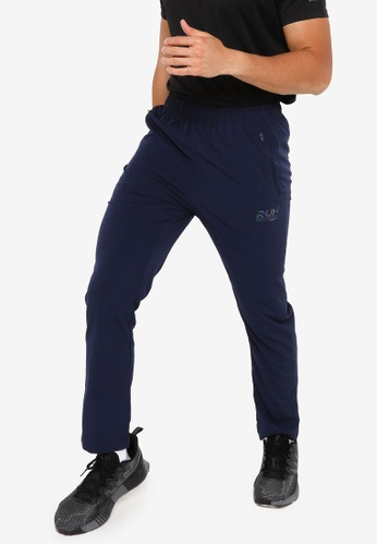 361° blue Running Series Sports Pants FFD74AA513152AGS_1