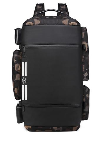 Twenty Eight Shoes Men's Sports Travel 2 ways Bags OZ-9326 1D60EACCED091AGS_1