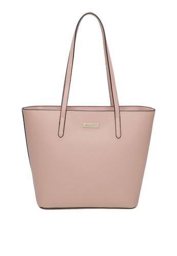 Milliot & Co. 粉紅色 Camila 托特包 Bag 217AEAC1B0030DGS_1