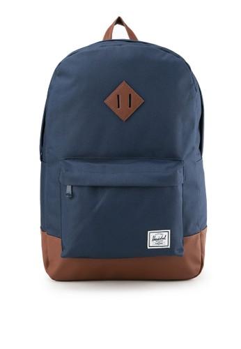 Herschel blue Heritage Backpack 60987AC1A0CF59GS_1