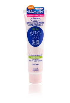 Kose Softymo Medicated White Facial Foam Wash