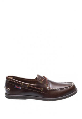 Sebago brown Litesides Two Eye M 85195SH328B08EGS_1