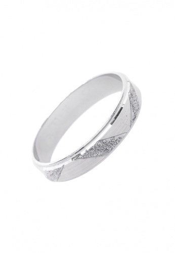 Elfi silver Elfi 925 Genuine Silver Ring M14 - The Stylish EL186AC63LZOMY_1