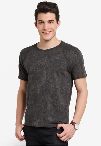 Boss Orange black Tidy T-Shirt - Boss Casual BO434AA0RIDMMY_1