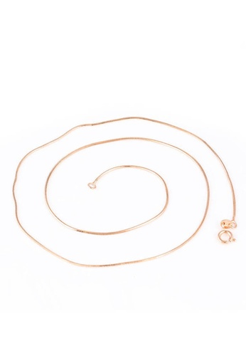 midzone gold Youth Kate's Dapped Necklace 4AC86AC59BE386GS_1