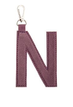 Letter N Milano Key Holder