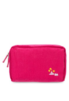 Bagstationz Multipurpose Canvas Pouch