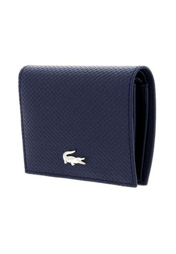 Lacoste Lacoste Women's Chantaco Small Piqué Leather Snap Wallet-NF2960CE 46C2BAC5E6203EGS_1