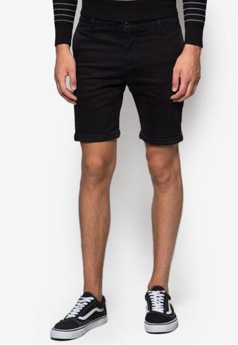 基本款休閒短褲esprit台灣, 服飾, 短褲