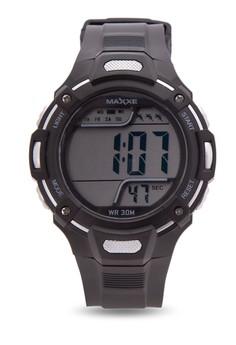 Boys Rubber Strap Watch MXMRDR312G2