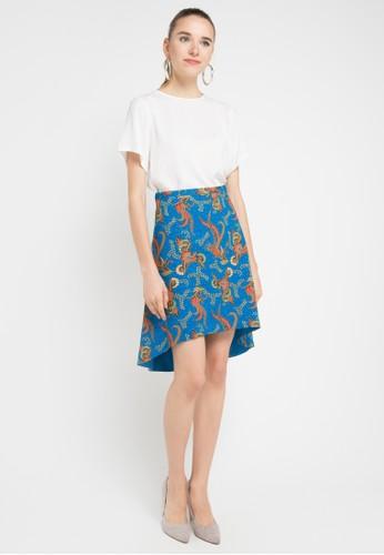 Jual Batik Solo Regular Print Skirt Original  cd569407da