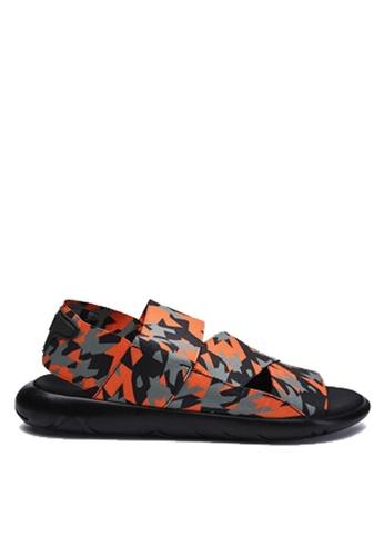 Twenty Eight Shoes multi Elastic Band Unique Platform Sandals VMS676 7ECC5SH3533A9DGS_1