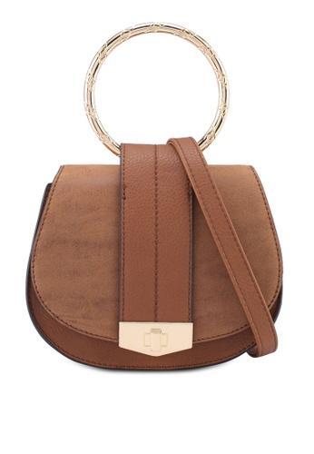 Call It Spring brown Legalla Handbag 34E31ACBCD51A6GS_1