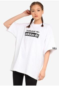 9a1146ebe59 adidas white adidas Originals Tee A1CE7AAA064CAEGS_1
