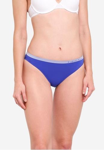 Calvin Klein white Pure Seamless Bikini Panties - Calvin Klein Underwear 858CBUS3518856GS_1