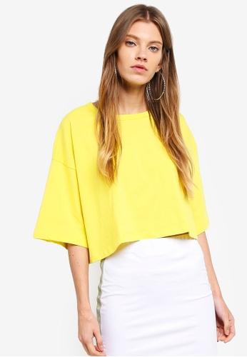 Factorie yellow Zoe Tee 7F5AAAA6A638C5GS_1
