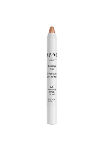 NYX Professional Makeup beige NYX Professional Makeup Jumbo Eye Pencil -  SPARKLE NUDE 23CF2BE77BBE5DGS_1