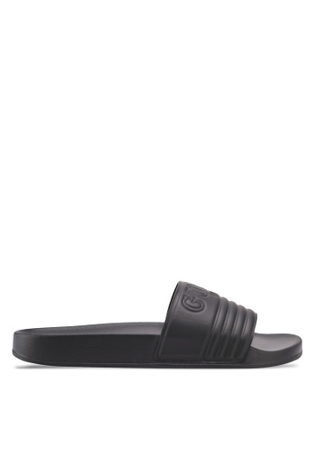 bee125f9da3cb ... Guess black Sandal Sandals Flip Flops 5FB54SH43583F8GS 1 crazy price  ef768 b118d ...