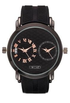 雙時區手錶
