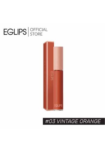 Eglips EGLIPS VELVET FIT TINT03 VINTAGE ORANGE DDDF7BE9A029C6GS_1