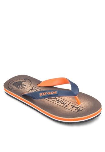男士人字夾zalora 衣服尺寸腳拖, 鞋, Flip Flops