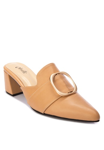 Ohrelle brown Marga Mules 2DCCFSHB7A61DCGS_1