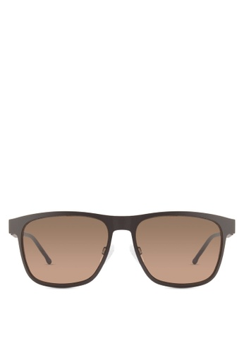 Tommy Hilfiger brown Tommy Timeless Sunglasses TO861GL98HRLMY_1