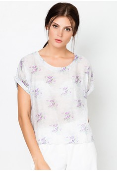 Kayla Short Sleeves Top