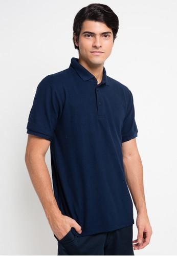 Contempo navy Polo Shirt CO339AA0VD4PID_1
