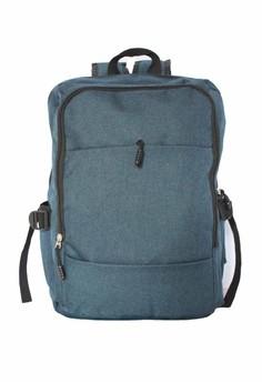 Denim Casual Backpack 832