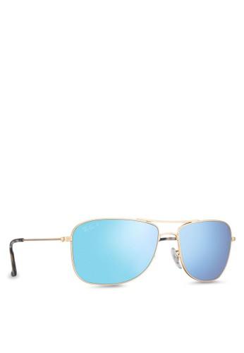 Jual Ray-Ban RB3543 Polarized Sunglasses Original   ZALORA Indonesia ® d655ed4368