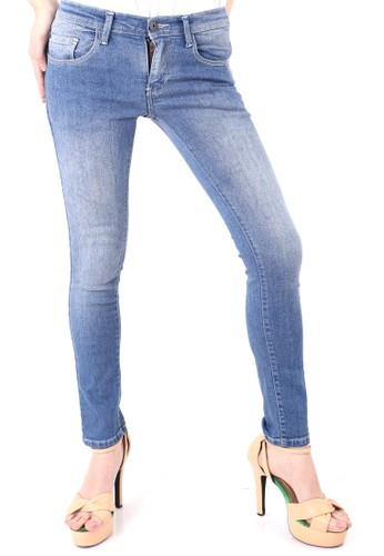 Point One blue KELSEY Modern Skinny Jeans PO706AA70MGZID_1