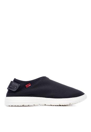Life8 black Washable lightweight Extension Casual shoes-09569-black LI286SH0RPC4MY_1