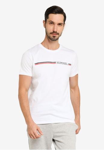 Hummel white Montreal T-Shirt 6175FAAECA6680GS_1