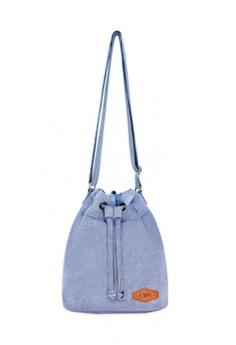 c9424b494c73 Ripples blue Chloe Basic Bucket Sling Bag RI425AC20APZSG 1