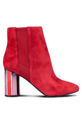ALDO red Ocigossi Boots AL087SH0RYECMY_1