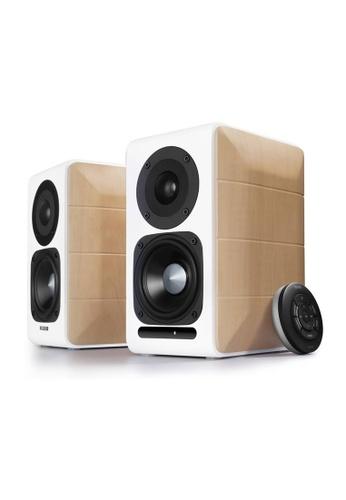 Edifier white and brown Edifier Bookshelf S880DB Hi-Res Audio BT 88W. 8C7F6ESA60CE97GS_1