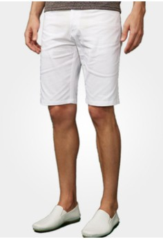 Color Pop Bermuda Shorts