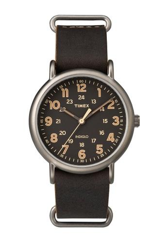 TIMEX black Timex Weekender™ Oversized - TW2P85800 TI205AC0RETAMY_1
