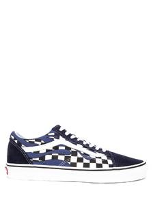 f081c70de5 Checker Flame Old Skool Sneakers 41E63SHCC022C0GS 1 VANS ...