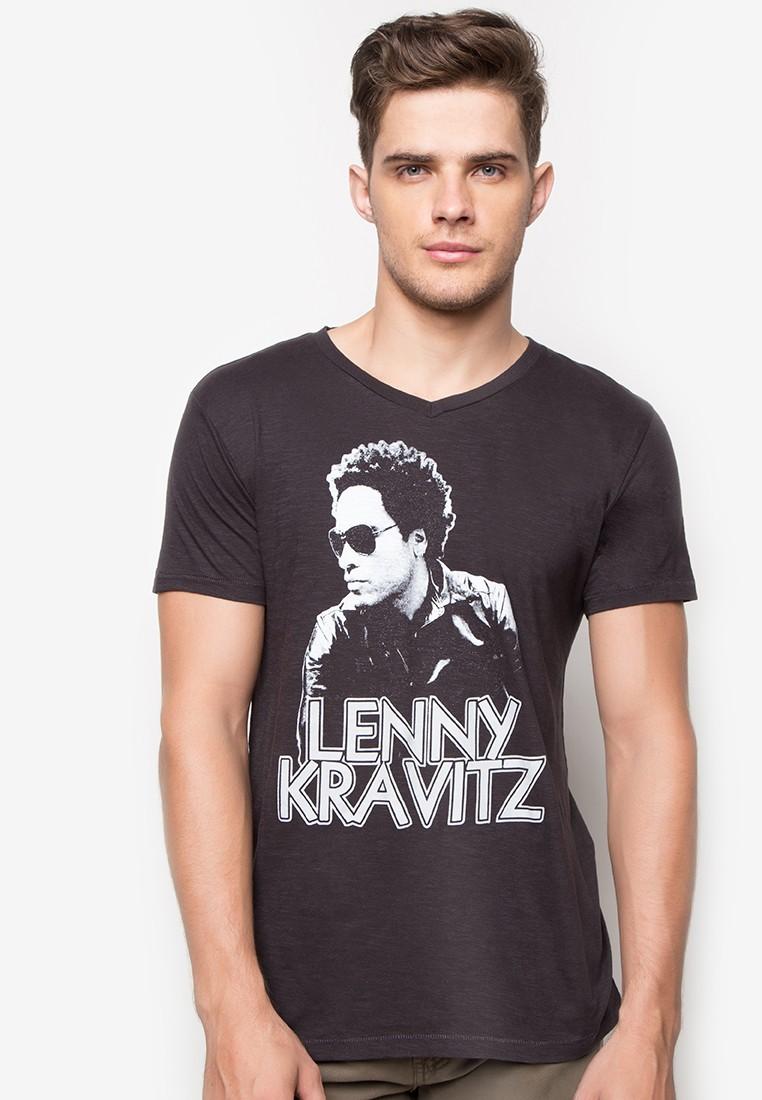 Lenny Kravitz Graphic Tee
