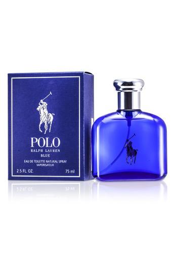 Ralph Lauren RALPH LAUREN - Polo Blue Eau De Toilette Spray 75ml/2.5oz EE6ABBE01C22C9GS_1