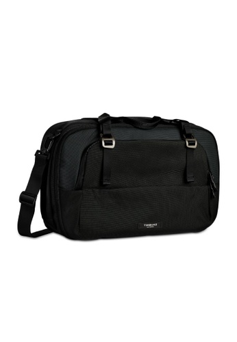 Timbuk2 black Timbuk2 Never Check Overnight Briefcase OS 0B8B2AC9CE85F6GS_1