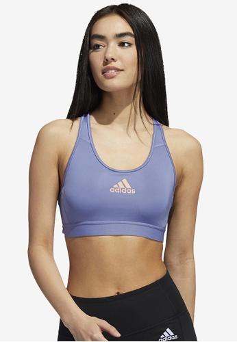 ADIDAS purple don't rest alphaskin padded bra 9B28AUSA995596GS_1