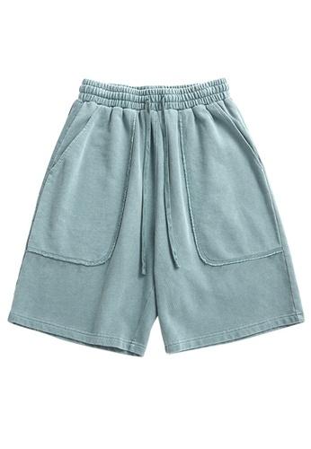 Twenty Eight Shoes Loose Casual Shorts 3662S21 19B16AA760FC1CGS_1
