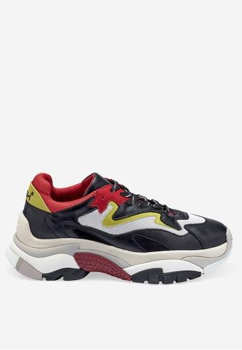 Ash 黑色 ASH Atomic 運動鞋 C7D60SH2B6BB9BGS_1