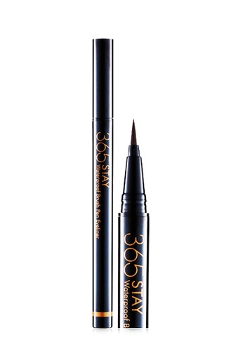 Beauty People 365 Stay Waterproof Eyeliner (Unique Brown) BE396BE70VQZMY_1