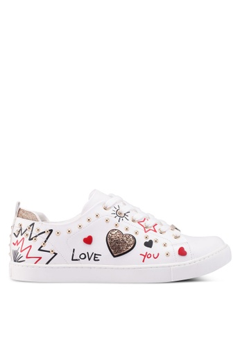 3af712ace Shop ALDO Sponaugle Sneakers Online on ZALORA Philippines